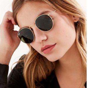 Ray-ban round metal classic sunglasses